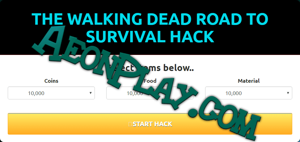 twd road to survival guide