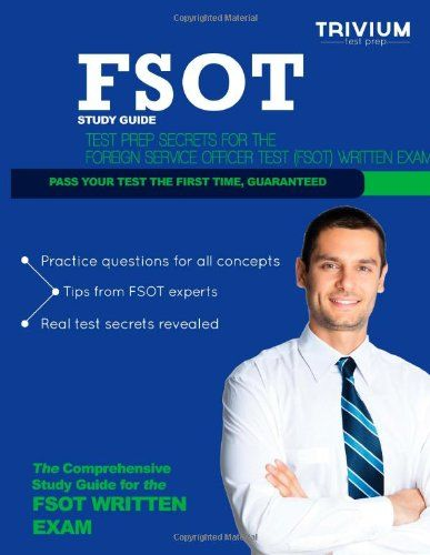 foreign service officer study guide