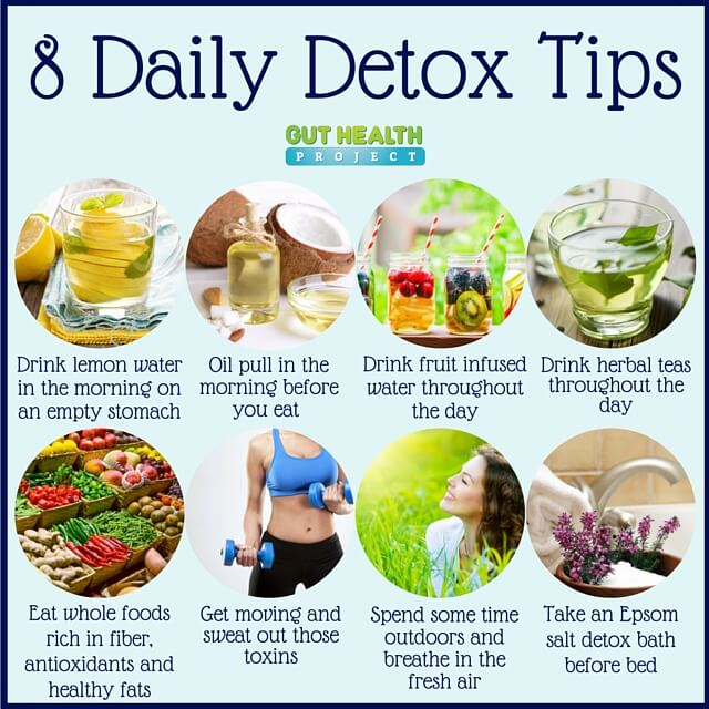 21 sugar detox daily guide