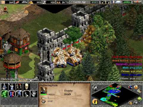 age of empires 2 guide joan of arc