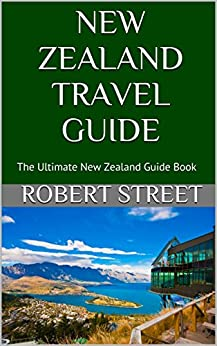 cylce tour new zealand guide book amazon