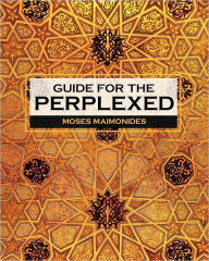 moses maimonides guide for the perplexed sparknotes