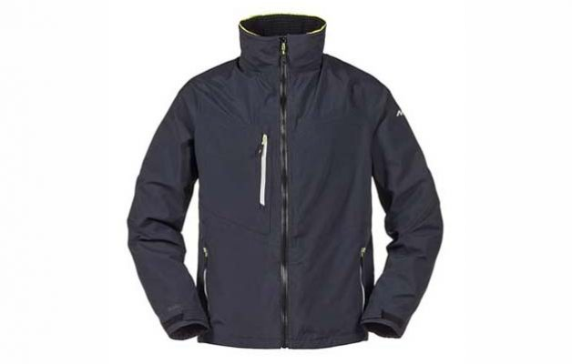 musto sailing jacket size guide
