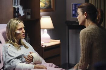 private practice episode guide charlotte attacked