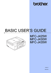 brother mfc j835dw software users guide