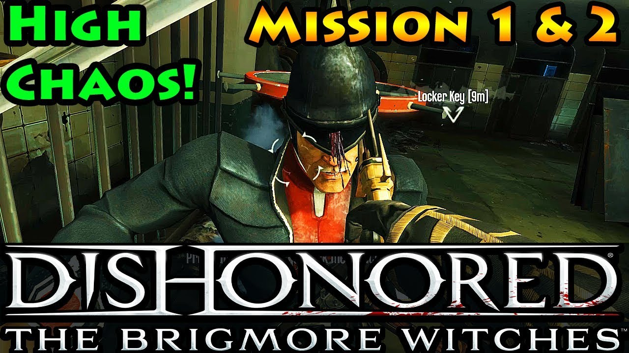 dishonored 2 mission 9 low chaos guide