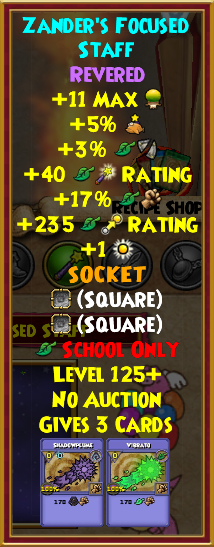 guide to obtaining shining scales wizard101