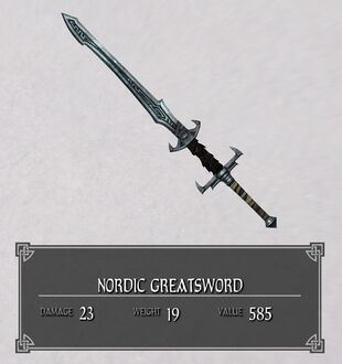 skyrim 2 handed weapons guide