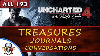 uncharted 4 trophy guide survival