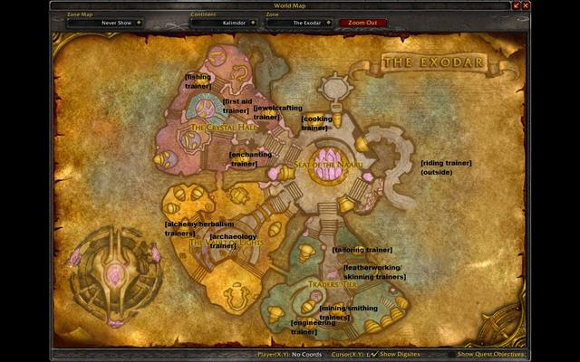 wow professions guide herbalism 1-450